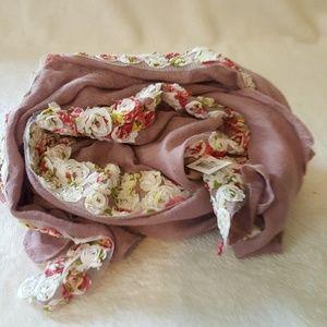 🎃Mauve scarf